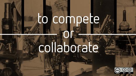 Compete or Collaborate